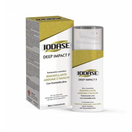 Iodase Deep Impact F Concentrado 100ML