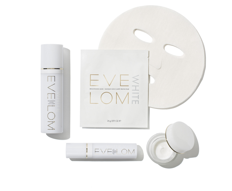 Eve Lom White Collection linea iluminadora y despigmentante