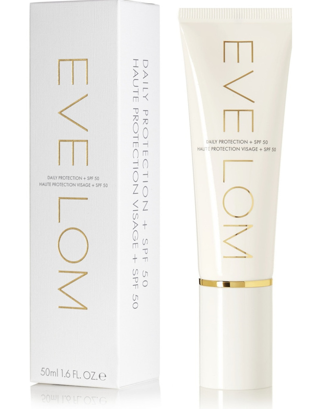 Eve Lom daily protection spf50 crema antiedad