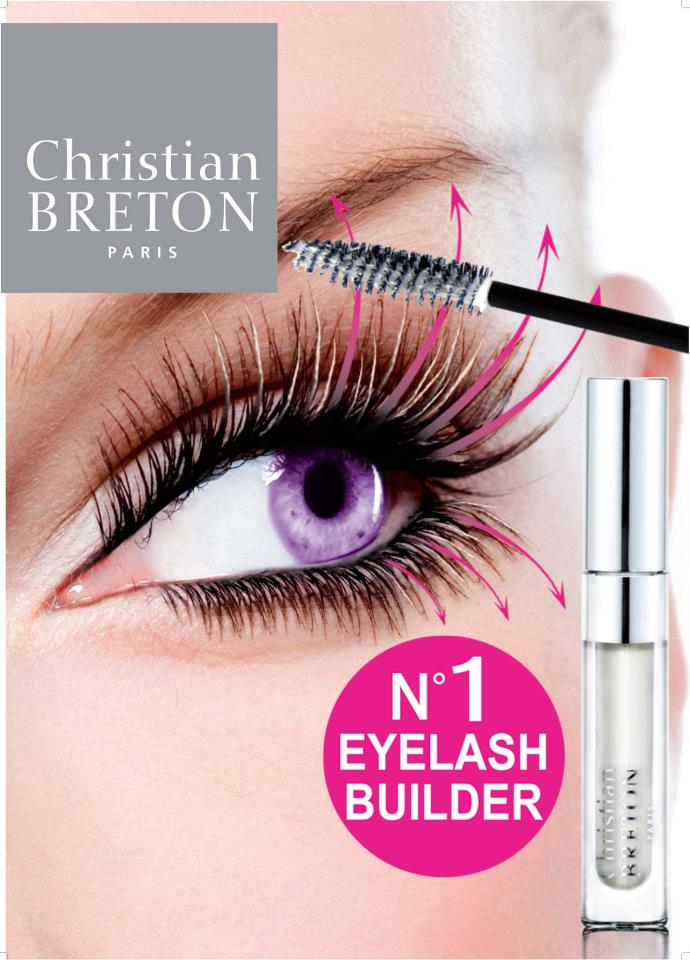 EYELASH BUILDER Christian Breton