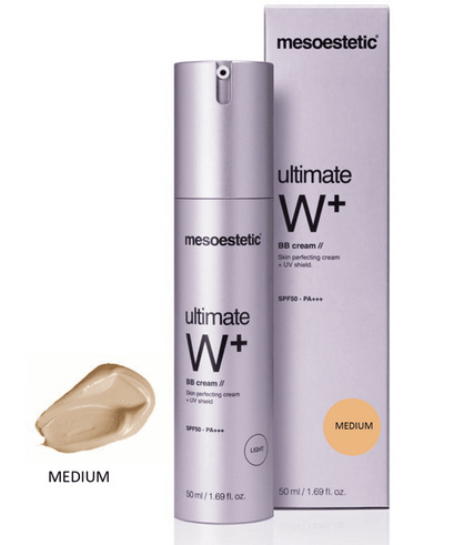 ULTIMATE W+ BB CREAM MESOESTETIC