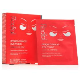 Rodial Dragons Blood Eye Masks Mascarilla Antibolsas