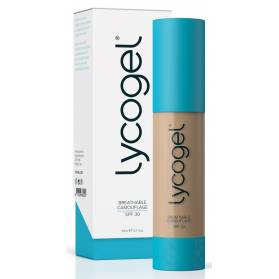 Lycogel Base Camuflaje Transpirable BEIGE SPF30