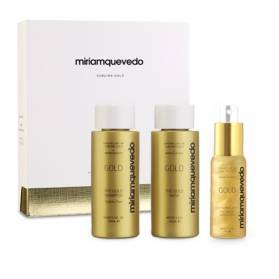 Sublime Gold Global Rejuvenation Set Capilar
