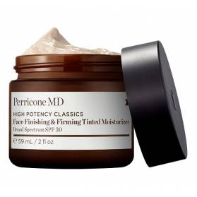 Face Finishing Moisturizer Tint SPF30 Perricone MD con color