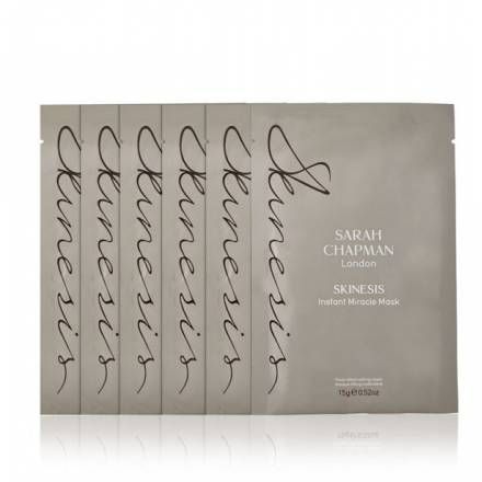 INSTANT MIRACLE MASK 6 uds Sarah Chapman