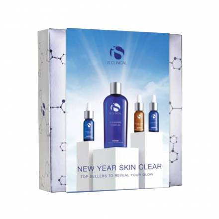 New Year Skin Clear Is Clinical