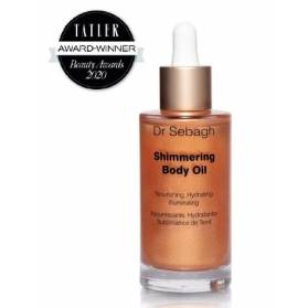 Dr.Sebagh Shimmering Body Oil