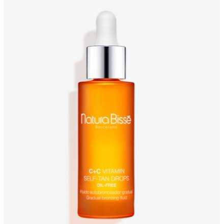 C+C VITAMIN SELF-TAN DROPS NATURA BISSÉ